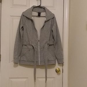 The North Face Heather Gray Jacket